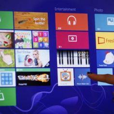 Microsoft Windows 8 Operating System
