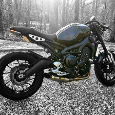 yamaha XSR 900 Custom Motorcycles, Cars And Motorcycles, Triumph T100, Yamaha Bikes, Katie Mcgrath, Scrambler Motorcycle, Street Tracker, Royal Enfield, Bobbers
