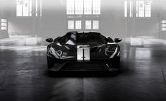 The Heritage '66 Ford GT