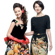 #着物リメイク #きものリメイク #着物ドレス #きものドレス #和ドレス #結婚式 #remade_kimono #kimono_dress #kimono_fashion #wedding