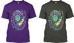 Limited Edition 1in10 PCOS Awareness Tee ~ 3 color choices. Available until March 7th only!!!  teespring.com/1in10PCOS