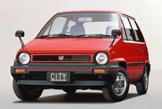 Honda City (1981-1986)