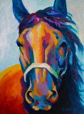 One of the Boys horse #Animals #art