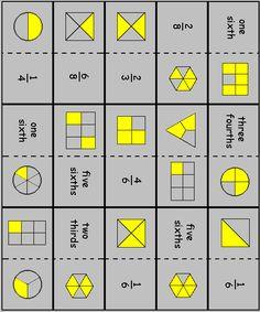 Fraction Dominoes!