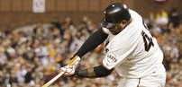 Giants third baseman Pablo Sandoval homers in first three ABs of World Series - MLB News | FOX Sports on MSN