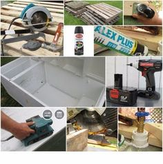 Awesome Rustic Cooler From Broken Refrigerator and Pallets: 11 Steps (with Pictures) Wood Cooler, Diy Cooler, Homemade Cooler, Old Door Projects, Pallet Projects, Pallet Crafts, Woodworking Projects, Diy Projects, Outdoor Refrigerator