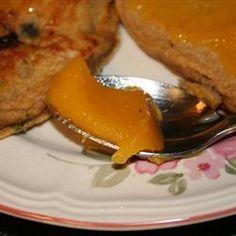 Mango Saffron Jam @ http://allrecipes.com.au