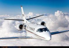 Floating through cloud heaven #Citation #PrivateJet  www.jumpjet.com