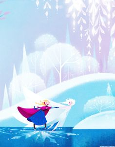 Frozen artwork