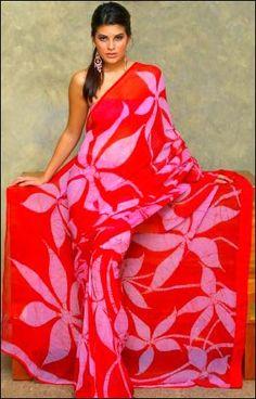 I want a batik sari! Especially a Buddhi Batik one! Where can I buyone?