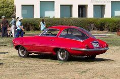 Alfa Romeo 1900 CSS Boano Coupe - Chassis: AR1900C 01846 - Entrant: Jack Braam Ruben - 2015 Pebble Beach Concours d'Elegance