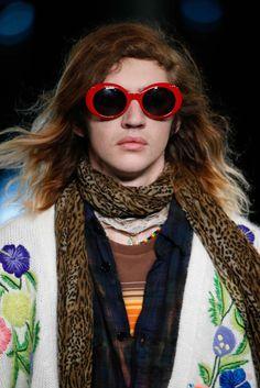 Saint Laurent Spring 2016 Menswear Fashion Show Details