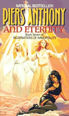And Eternity (Incarnations of Immortality, #7) by Piers Anthony