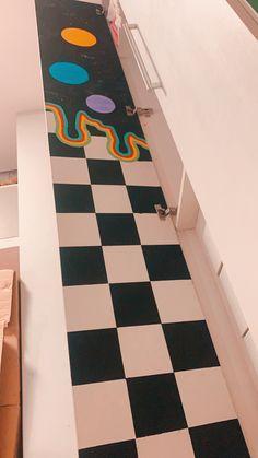 Girls Room Wall Decor, Indie Room Decor, Bedroom Decor For Teen Girls, Cute Bedroom Ideas, Cute Room Decor, Aesthetic Room Decor, Room Ideas Bedroom, Bedroom Art, Room Wall Painting