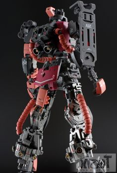 RG 1/144 MS-06S Zaku II Char's Custom   Modeled by  matmat        CLICK HERE TO VIEW FULL POST...