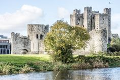 Trim Castle Is A Large Norman Castle On The South Bank Of The River Boyne In Trim, County Meath, Ireland. [Photograph Supplied By William Murphy]