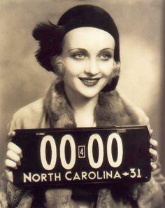 Carole Lombard, 1931.