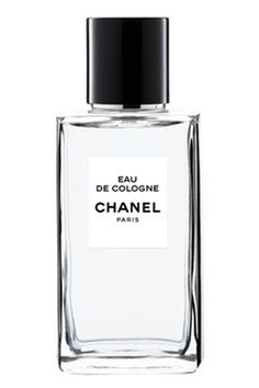 Les Exclusifs de Chanel Eau de Cologne. Eau de Cologne was primarily introduced in 1924. The new edition from 2007 invigorates and refreshes with petit grain, herbs and spices, neroli and bergamot. Eau de Cologne is a refreshing citrus fragrance, vital, fresh and innocent. It belongs to the luxurious collection Les Exclusifs de Chanel, available in bottles of 200 and 400 ml. The nose behind this fragrance is Jacques Polge.