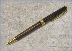 Pau ferro ballpoint pen