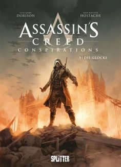 Assassin's Creed Conspirations: Die Glocke (Band 1) - 3.5/5 Sterne - DeepGround Magazine