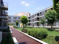 Oriente Complex - promontorio - Lisbon - portugal