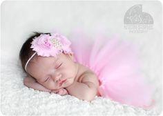 newborn photo tutu