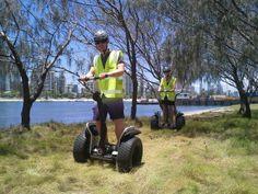 Segway Tours Gold Coast