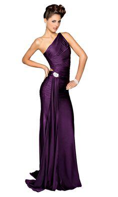 Sexy One Shoulder Dress by Atria AT-AC1109