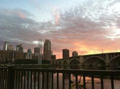 A picture I took of beautiful downtown minneapolis(: #picturesivetaken