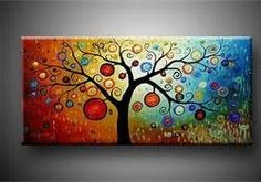 Christmas Paintings On Canvas | Easy Canvas christmas Painting Ideas - Bing Images | Christmas