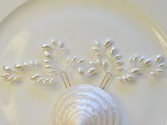Pedazo de Art Deco accesorios Wedding del por RoslynHarrisDesigns