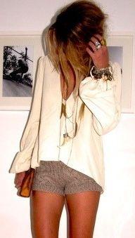 Blusas amplas