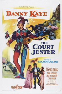 The Court Jester 11x17 Movie Poster (1955)