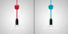 Knot Lamps by Vitamin » Retail Design Blog