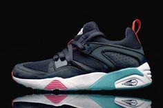 "Puma x Sneaker Freaker Blaze of Glory OG Black ""Black Beast"""