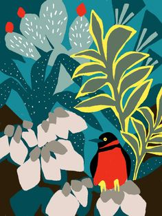 Ophelia Pang: up in the jungle