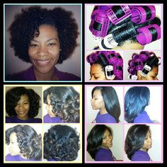1000 Images About Hair On Pinterest Natural Marley Twists Updo And Curls