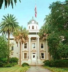 Glynn County Courthouse in Brunswick GA (old courthouse)