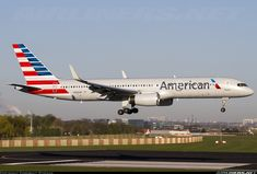 American Airlines N935UW Boeing 757-2B7 aircraft picture
