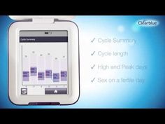 1 in 2 couples could be #TTC at the wrong time - identify your fertile days. The new Clearblue Advanced Fertility Monitor is the most advanced home method to help you #getpregnant naturally. It helps identify your most fertile days and you can test with the monitor for #pregnancy. Watch now.