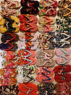 """Japanese sandals """"Hana Zori"""""""