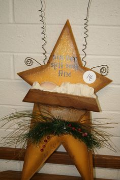 Wood Crafts Christmas Ideas – All WoodWorking Ideas & Crafts Christmas Jesus, Christmas Nativity, Christmas Wood, Primitive Christmas, Christmas Holidays, Christmas Decorations, Christmas Ornaments, Felt Ornaments, Christmas Ideas