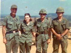 Maureen Adduci Nurse Vietnam History, Vietnam War Photos, Vietnam Veterans, Military Veterans, Military Personnel, War Dogs, War Photography, Female Soldier, Military Women