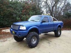 Ranger lifted