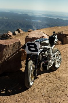Guy Martin Martek Turbo Pikes Peak