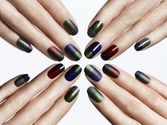Jin Soon Choi is one of the most influential nail artists in the fashion industry. #nailart #manicure