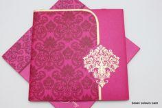 Hindu Wedding Cards : SC-328