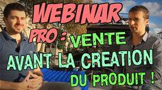 Comment Romain a vendu un produit AVANT de le CRÉER avec Webinar Pro. #olivier_roland #webinar_pro #webinar #vente #produit #creation_produit : https://www.youtube.com/watch?v=7a0rQdZVYz8&list=UUvq4sennWMM5hxDKfxIoojg&index=6 ;)