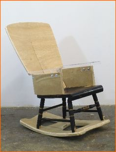 Spencer Mcneil   Rocking Chair