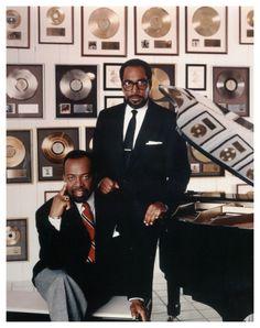Gamble & Huff, Philadelphia International Records